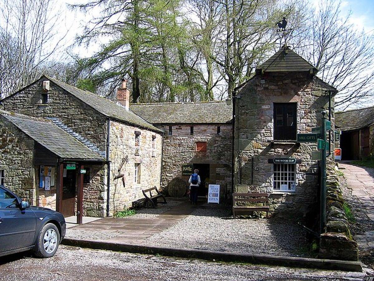 Priest's Mill - geograph.org.uk - 778620.jpg