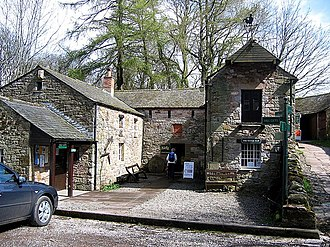 Listed buildings in Caldbeck - Image: Priest's Mill geograph.org.uk 778620