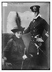 Prince Adalbert and wife LCCN2014699060.jpg