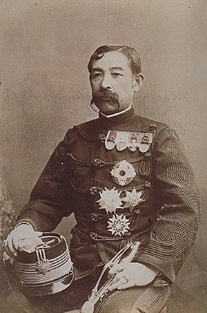 Prince Komatsu Akihito
