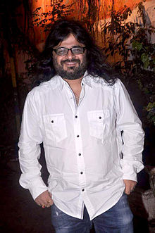 Pritam Chakraborty at Deepika's Cocktail success bash 07.jpg