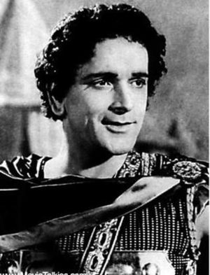 Dadasaheb Phalke Award - Image: Prithviraj Kapoor in Sinkandar (1941)