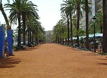 Promenade Lloret de Mar