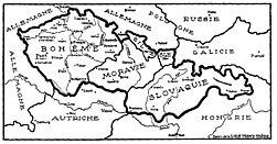 Propagační mapka v La Nation Tchèque.jpg