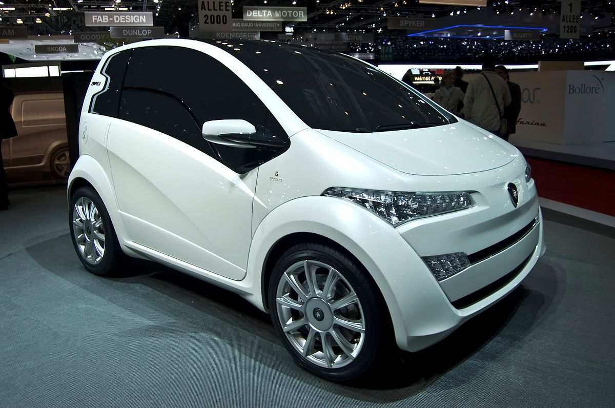Lotus City Car Wiki