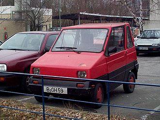 Automotive industry in Hungary - Hódgép Puli
