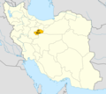 Qom location map.png