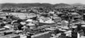 Queensland State Archives 147 Brisbane looking west from the Brisbane City Hall clock tower towards the William Jolly Bridge Taylor Range and Mount Coottha c 1932.png