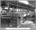 Queensland State Archives 3672 Rocklea workshops grillages for anchorages in north anchor pier Brisbane 2 June 1936.png