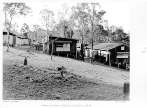 Victoria Park, Brisbane - Housing Commission Estate, Victoria Park, October 1953