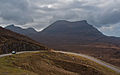 Quinag, Sutherland, Scotland, 14 April 2011 - Flickr - PhillipC.jpg