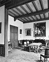 r.k.pastorie, interieur kamer -
