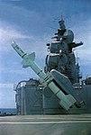 RIM-8 Talos missile aboard USS Oklahoma City (CLG-5), circa in 1966.jpg