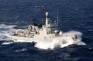 """Royal Moroccan Navy - Descubierta class """"Lieutenant Colonel Errahmani"""""""