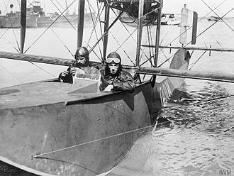 FBA Type A - RNAS FBA Type B, which used British built flying surfaces with a French built hull