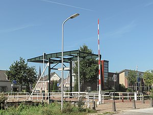 Raalte - Image: Raalte, ophaalbrug foto 7 2012 09 09 14.15