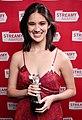 Rachael Hip-Flores at the 2010 Streamy Awards.jpg