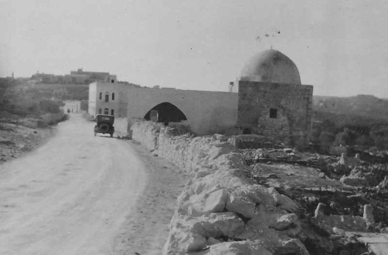 File:Rachel's tomb 1930s II.jpg