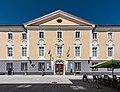 Radovljica Linhartov Trg Schloss Thurn Ausschnitt S-Ansicht 18082017 0422.jpg