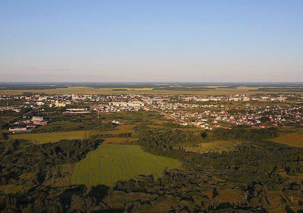 Radviliskio panorama