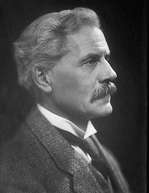 Internationalism (politics) - Ramsay Macdonald, a political spokesman for internationalism.
