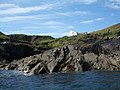 Ramsey Island, the Farmhouse - geograph.org.uk - 912714.jpg