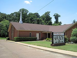 Assemblies of God USA - Randolph Assembly of God, Randolph, Tennessee
