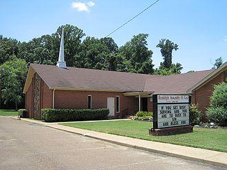 Assemblies of God USA - Randolph Assembly of God, Randolph, Tennessee