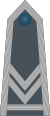 Rank insignia of starszy sierżant sztabowy of the Air Force of Poland.svg