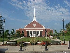 Campbellsville University - Ransdell Chapel