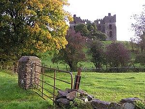 Raphoe - Raphoe Castle.