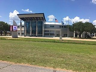 Rapides Parish Coliseum Arena in Louisiana, United States