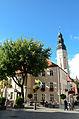 Ratusz, widok od ulicy Krawieckiej.jpg
