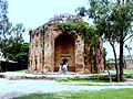 Rawat Fort Tomb like Building Facade main gate front.jpg