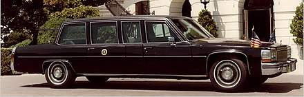 Presidential state car (United States) - Wikiwand