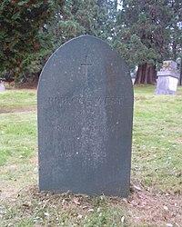 Rebecca West Grave Brookwood.jpg
