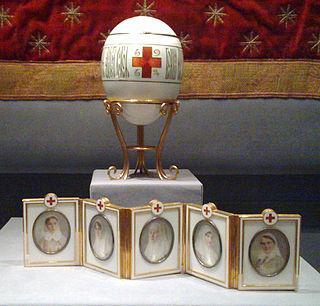 1915 Imperial Fabergé egg