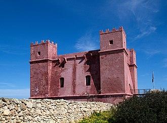 Mellieħa - Saint Agatha's Tower