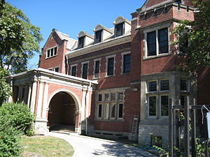 Regis College, Toronto - Image: Regis College, University of Toronto