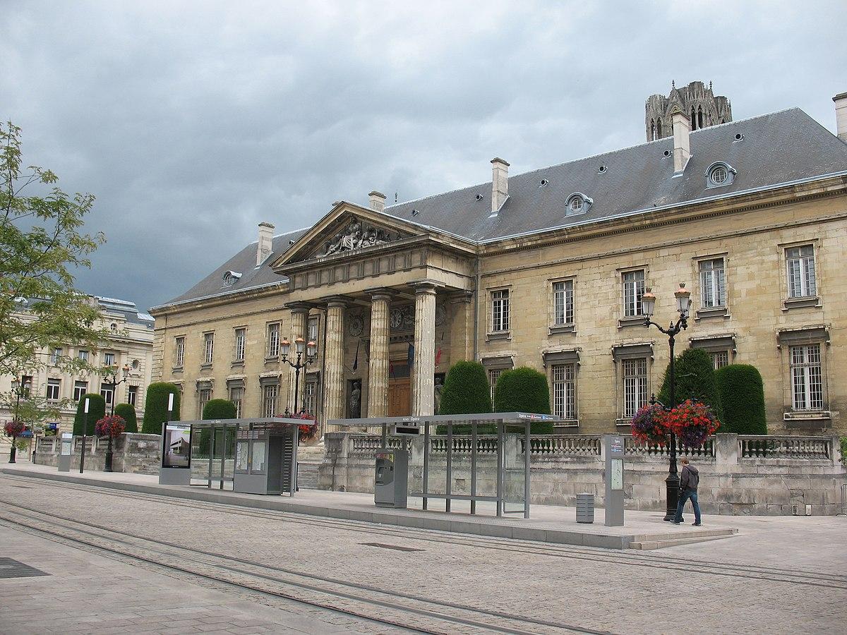 Palais de justice de reims wikip dia for Hotels reims