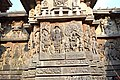 Relief Scupture of Vishnu Hoysaleswara Temple Halebid.jpg