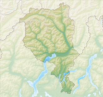 Monte Ceneri (Canton Ticino)