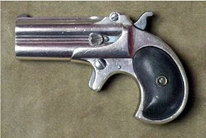 Derringer - Remington Double Deringer cal .41 rimfire