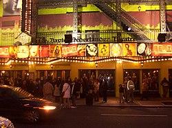 Rent at David Nederlander Theatre in Manhattan, New York City