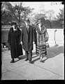 Rep. and Mrs. Frank Sites of Pa. with their daughter Emily. Rep. Sites is the first Democrat to be elected from Dauphin Co., Pa. LCCN2016893024.jpg