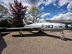 Republic F-84F Thunderstreak Royal Dutch Air Force P-263 pic2.jpg