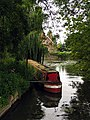 Residences and Moorings, Goring - geograph.org.uk - 504771.jpg