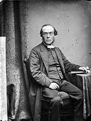 Revd W Williams, Dinas Mawddwy (A)