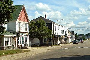 Rexton, New Brunswick - Image: Rexton NB
