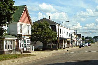 Rexton, New Brunswick Village in New Brunswick, Canada